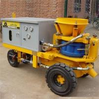 PZS3000 Wet&Dry-mix shotcrete machine