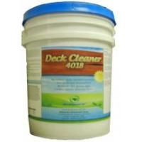 Deck & paver chemicals