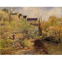 Best Impressionist(3830) Landscape_at_Osny wholesale