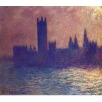 Best Impressionist(3830) Houses_of_Parliament,_Sunlight_Effect wholesale