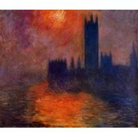 Best Impressionist(3830) Houses_of_Parliament,_Sunset_1 wholesale