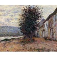 Best Impressionist(3830) The_Banks_of_the_Seine wholesale