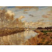 Best Impressionist(3830) Argenteuil,_Seen_from_the_Small_Arm_of_the_Seine_2 wholesale