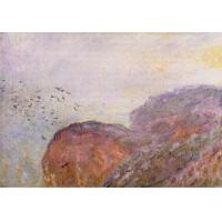 Best Impressionist(3830) A_Cliff_near_Dieppe wholesale