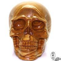 Quality Natural Rock Wood Stone Skull wholesale