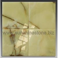 green onyx 30x30 tile Home > Products > stone tile > onyx tile > green onyx 30x30 tile