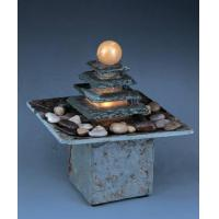 Quality TSF0304A Tabletop Stone Fountain with Marbel Ball wholesale
