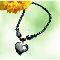 Best Hematite Magnetic Jewelry Hematite Magnetic Therapy Necklace wholesale