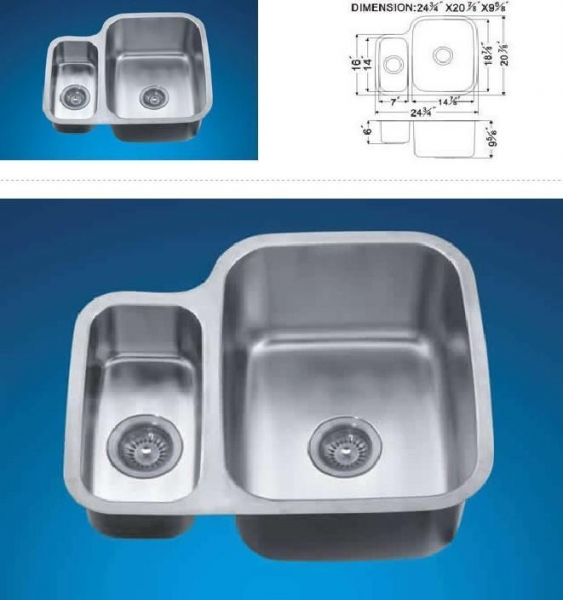 Discount Stainless Steel Sinks : Cheap Stainless Steel Sink of btchaolingma