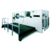 China High Speed Fully Automatic Die-cutting and Creasing Machine on sale