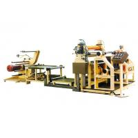 Buy cheap rubber cord and sheet multi blade slitting machine 1 from wholesalers