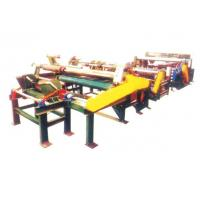 Buy cheap rubber cord and sheet multi blade slitting machine 3 from wholesalers