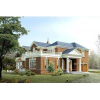Quality Two Storeys Steel Villa Houses wholesale