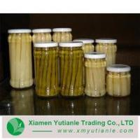 In Jar or tin new crop asparagus fresh wholesale