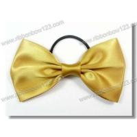 Best Ribbon Bows on Bottle satin bow tie with elastic for perfume bottle wholesale