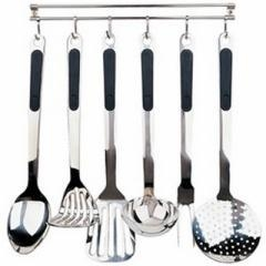 Details of kitchen tool set 6pcs stainless steel kitchen for Kitchen tool set of 6pcs sj