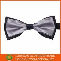 Best Best Selling Shiny Satin Man Bow Tie wholesale