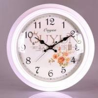 Decorative 16 inch Large Quartz Wooden Wall Clock