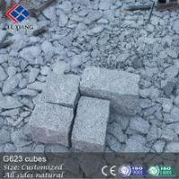 Best G623 grey natural cubes, natural stone cube wholesale