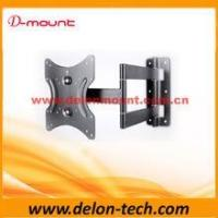 Best retractable 360 degree swivel lcd tv wall mount led bracket wholesale