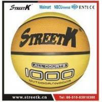 Ball Rubber Basketball/Classical Basketball/Good Design