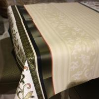 Best Tablecloth ribbon embroidery tablecloth wholesale