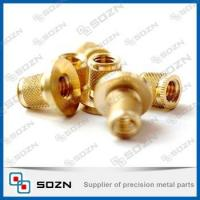 precision machining self locking cap nut/press nut