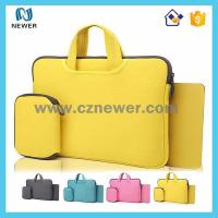 Best Latest design cheapest neoprene high quality 17 inch laptop bag for ladies wholesale
