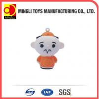 Best PU Stress Toys 2015 top sell Mini keychain fashion Cartoon action figures for baby toy wholesale