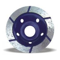 Sintering turbo cup grinding wheel