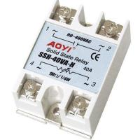 Best Solid State Relay Word-class solid state relay 240V SSR-40VA-H wholesale