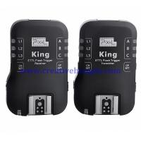 Buy cheap Wireless TTL Flash Trigger King For Canon Wireless TTL Flash Trigger from wholesalers