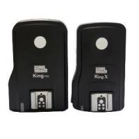 Buy cheap Wireless TTL Flash Trigger King pro from wholesalers