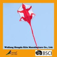 Best red wall lizard rokkaku kites wholesale