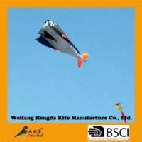 Best outdoor product sport item whale kite wholesale