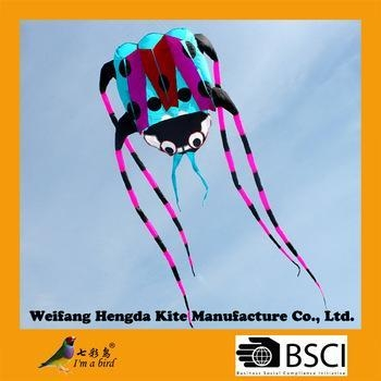Cheap Colorful ladybug inflatable kite from china for sale