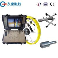 Buried Pipeline Problem Inspection Camera