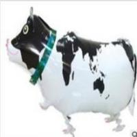 Best Wholesale Cheap Walking pet cow shaped foil balloon wholesale