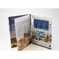 Best Video Greeting Card 4.3 inch Video Booklet wholesale