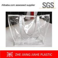 Best non branded shopping bags Fashion Clear PVC Bag Tote bags wholesale