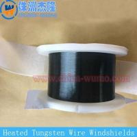 China Tungsten ( W )&Alloy Specific Resistance Fine Tungsten wires on sale