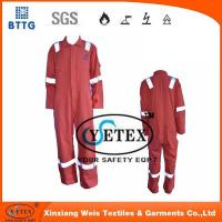 Best Flame retardant rope Orange pyrovatax cotton faddish workwear with FR and heat insulation material wholesale