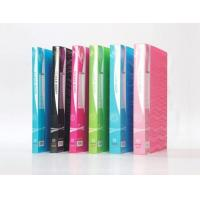 Quality Wave pattern clear book wholesale
