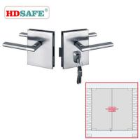 Stainless Steel Locks With Glass Door SA8700A-33-34