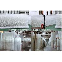 factory price clear extruded rods/high quality plexiglass rod/acrylic rod wholesale