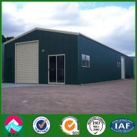 Details of pre engineered structural steel warehouse for Pre engineered garage