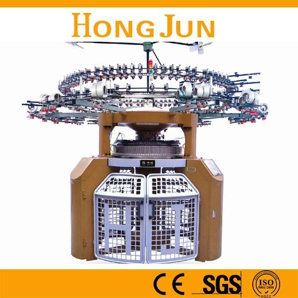 Cheap Double Jersey Interloack/ Rib Circular Knitting Machine for sale