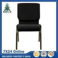 Best modern stackable padded church chairs for sale wholesale