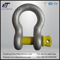 Best SHACKLE HDG US type forged bow shackle wholesale