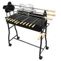 China Outdoor Camping Kabab Grill Spit Roaster on sale